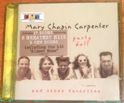 Party Doll and Other Favorites - Mary Chapin Carpenter | Songs, Reviews,  Credits | AllMusic